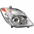 Freightliner Sprinter Van Headlight Assembly