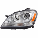 Headlight Assy Pair - Bi-Xenon - Chassis Range to A296452 - Prod Date to 09-27-07 - Excluding Code 808