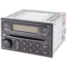 Radio-AM-FM-Single CD with Face Code CY130 and OEM 28185-7Z800