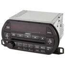 Radio-AM-FM-6CD with Bose [2-DIN] with Face Code PY540 [OEM 28185-3Z720]