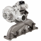 BuyAutoParts 40-30982R Turbocharger 1