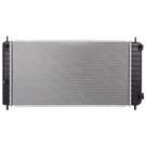 Saturn Aura Radiator