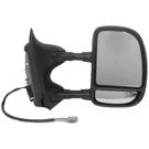 BuyAutoParts 14-80141MW Side View Mirror Set 2