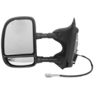BuyAutoParts 14-80141MW Side View Mirror Set 3