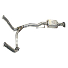Catalytic Converter 45-03606 49