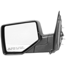 BuyAutoParts 14-11335MH Side View Mirror 2