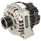 120 Amp - With Valeo Unit
