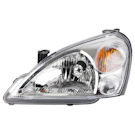 Suzuki Aerio Headlight Assembly
