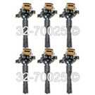 BMW 328is Ignition Coil Set