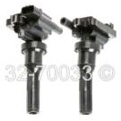 Mitsubishi Ignition Coil Set