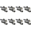 Cadillac Ignition Coil Set
