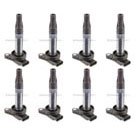 Ignition Coil Set 32-70269 F8