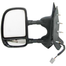 BuyAutoParts 14-11349MJ Side View Mirror 1