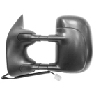 BuyAutoParts 14-11349MJ Side View Mirror 2