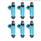 Kia Sedona Fuel Injector Set