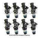 Buick Rainier Fuel Injector Set