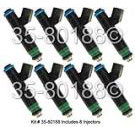 Mitsubishi Fuel Injector Set