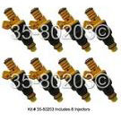 Fuel Injector 35-01174 ON