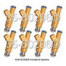Fuel Injector 35-01183 AN