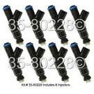 Fuel Injector 35-01237 AN