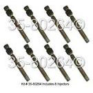 Porsche Fuel Injector Set