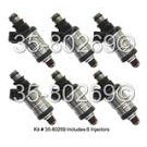 Honda Fuel Injector Set