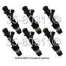 Fuel Injector 35-00958 AN