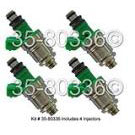 Suzuki Grand Vitara Fuel Injector Set