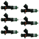BuyAutoParts 35-80348I6 Fuel Injector Set 1