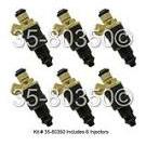 Fuel Injector Set 35-80350 I6