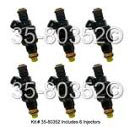 Fuel Injector 35-01092 AN
