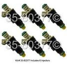 Mazda Fuel Injector Set