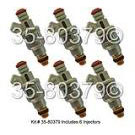 Fuel Injector Set 35-80379 I6