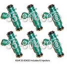 Kia Optima Fuel Injector Set