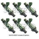 Subaru Fuel Injector Set