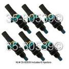 Volvo Fuel Injector Set