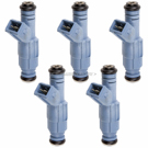BuyAutoParts 35-80563I5 Fuel Injector Set 1