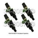 Fuel Injector Set 35-80577 I4