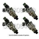 Daihatsu Rocky Fuel Injector Set
