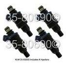 Fuel Injector Set 35-80690 I4