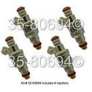 Fuel Injector 35-01170 AN