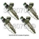 Fuel Injector 35-01276 AN