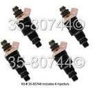 Fuel Injector Set 35-80744 I4