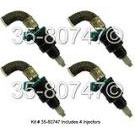 Volkswagen  Fuel Injector Set