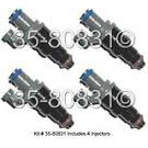 Fuel Injector 35-01525 R