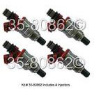 Toyota 4 Runner Fuel Injector Sets