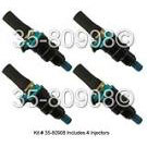 Volvo 145 Fuel Injector Set