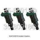 Daihatsu Charade Fuel Injector Set