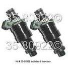 Mazda RX7 Fuel Injector Set