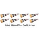 International All Models Fuel Injector Set